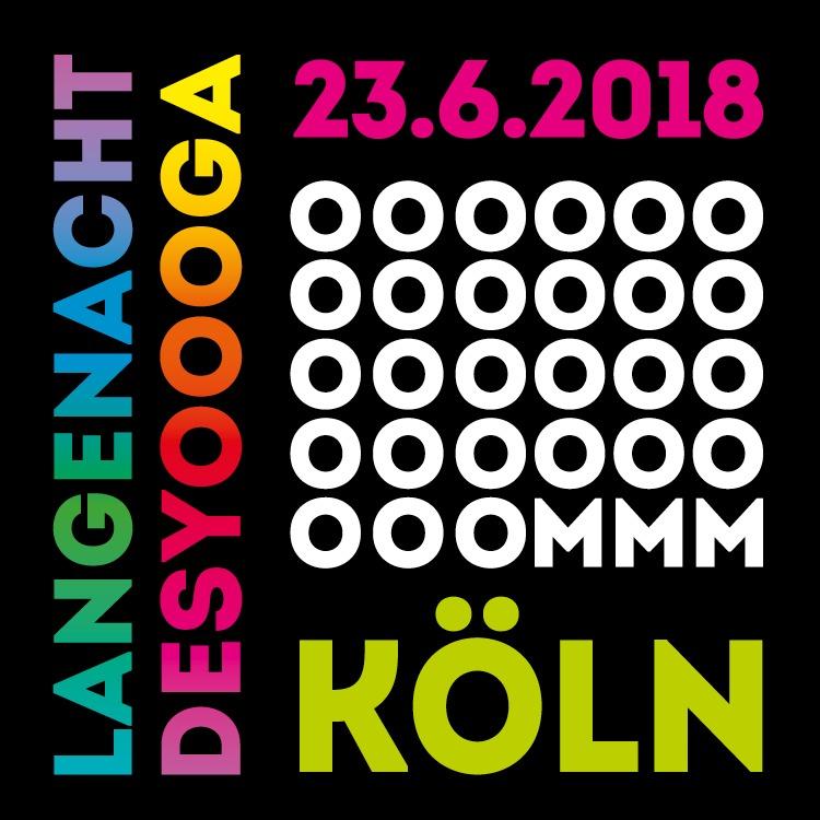 erste Yoganacht Köln 2018 bei yoga-1a in Ehrenfeld