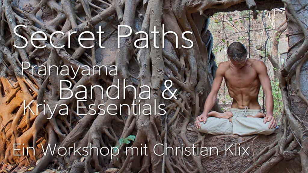 Christian Klix Secret Paths